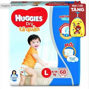 Top 10 sản phẩm bỉm tả yêu thích nhất concung.com