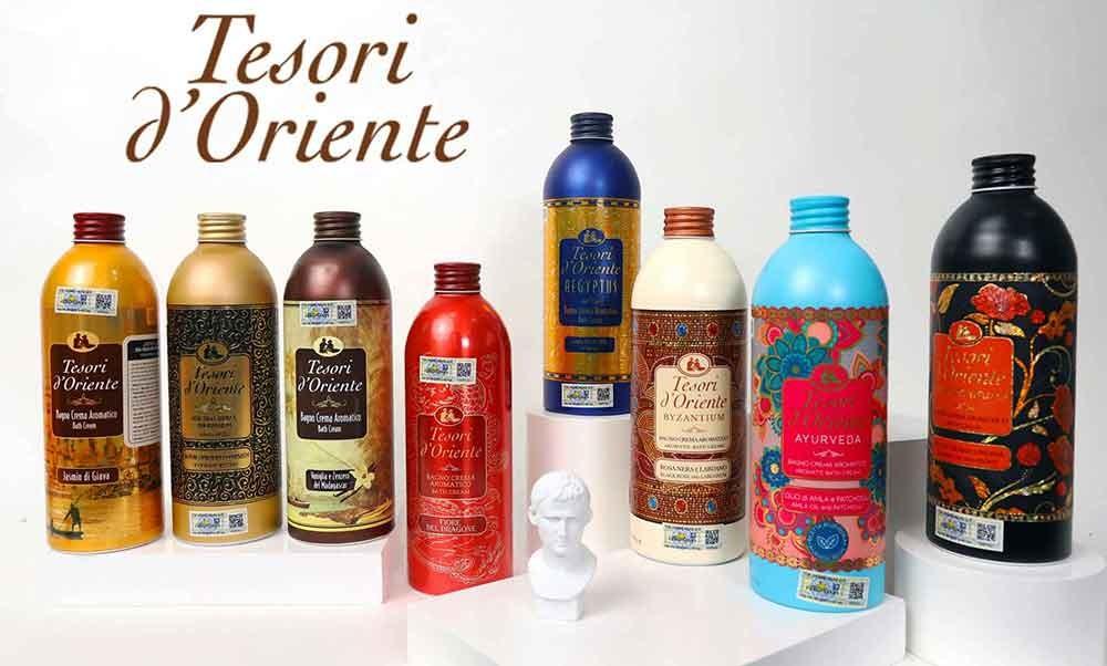 [REVIEW] Sữa tắm Tesori D'Oriente mùi thơm nào tuyệt vời cho phái nữ