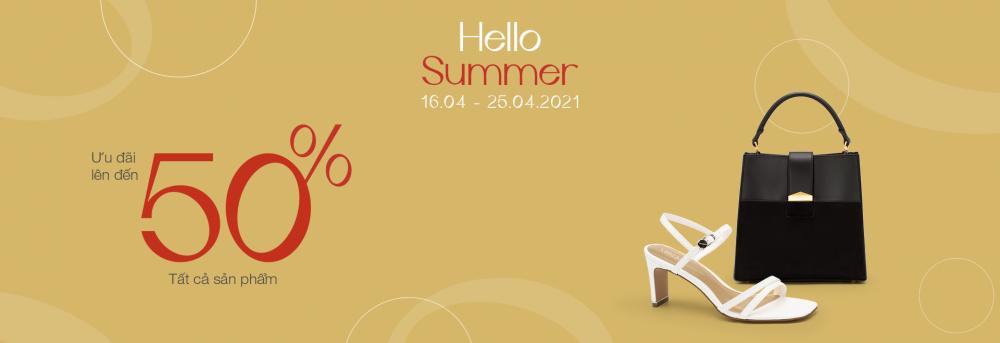 [vascara] Ưu đãi đến 50% tất cả sản phẩm sự kiến HELLO SUMMER