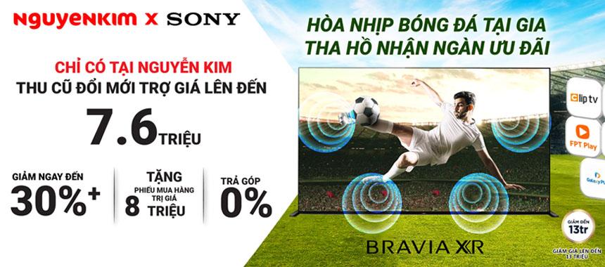 Tivi LCD SONY